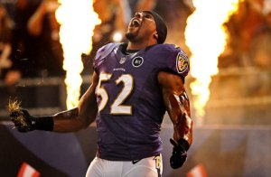 Ray Lewis Pumped Pregame