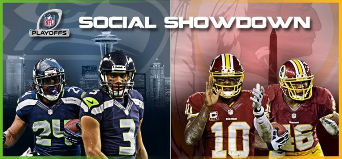 Russell Wilson, Marshawn Lynch, Robert Griffin III, Alfred Morris