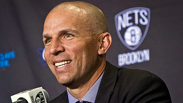Never imagined seeing Jason Kidd as a head coach in the NBA.