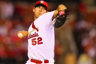 22 year old Michael Wacha is quickly making himself a household name. (